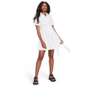 NWT Lisa Marie Fernandez White Eyelet Dress